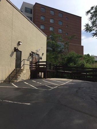 Chelsea, MA: entrance