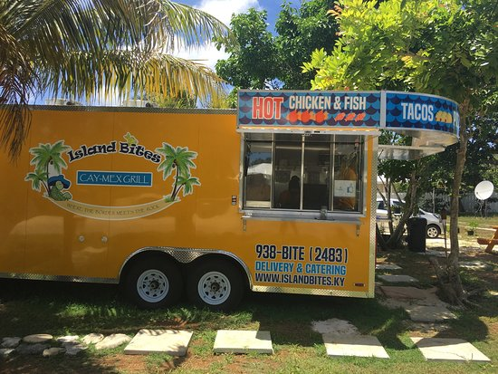 North Side, Grand Cayman: Love this food. Please bring your truck to Louisville ky.