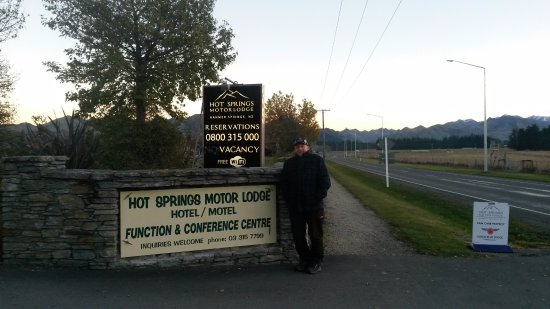 Foto de Hot Springs Motor Lodge