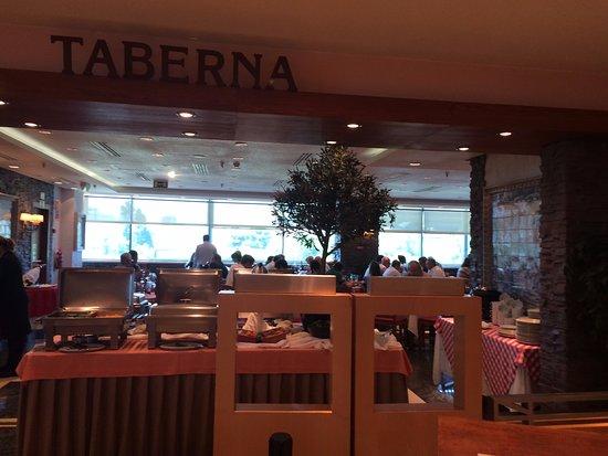 Cafetaria El Corte Ingles: Taberna - El Corte Ingles