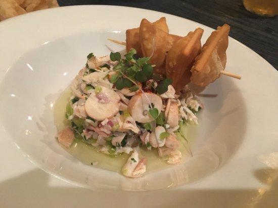 Amazing Tuna Tartare & more