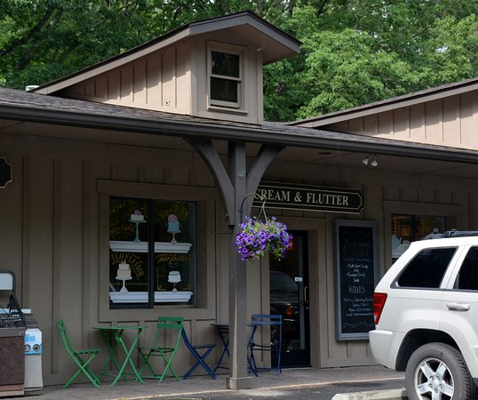 Cashiers, NC: Great Bakery