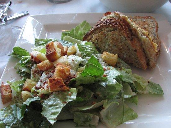 Лонгёй, Канада: Grilled Cheese au canard