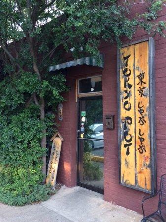 Exterior of Tokyo Pot