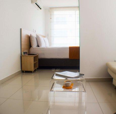 Hotel Cabrero Mar: Habitación Superior