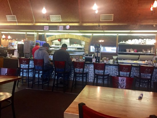 Hanging Five Restaurant : We were disappointed