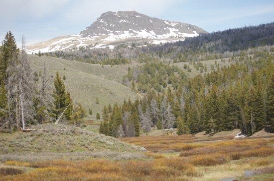 Broken Arrow Lodge: mountain ride
