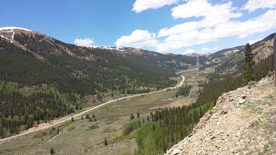 Leadville, CO: High above the valley floor