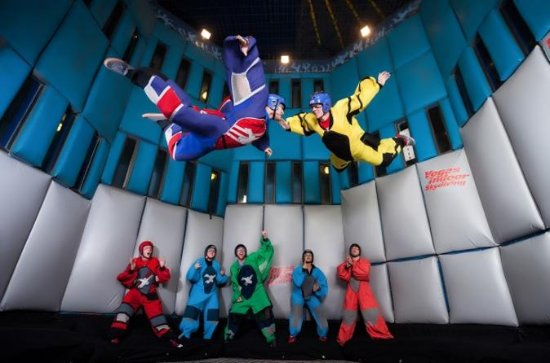 Indoor Skydiving Experience in Las...