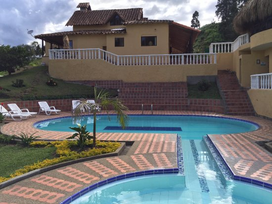 Pool - Picture of Hacienda Erazul, Guarne - Tripadvisor