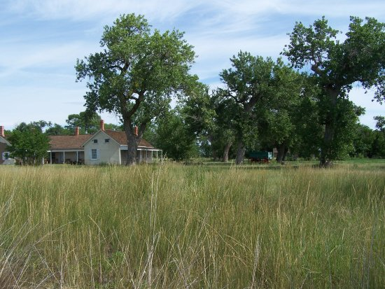 Las Animas, CO: Thomas Boggs house