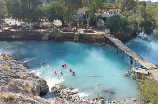 Blue Thermal Lagoon and Fevziye Village Day Trip from...
