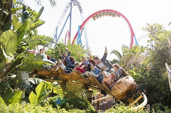 PortAventura Theme Park Ticket with ...