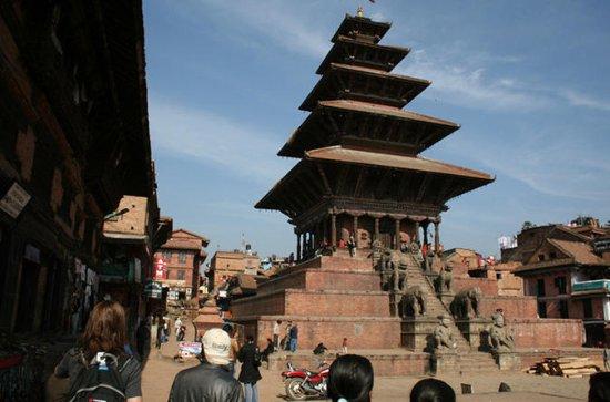 Small-Group Half-Day Kathmandu Valley...