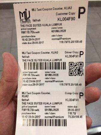 Sepang, Malasia: 쿠알라룸프 klcc근처 호텔까지의 요금참고(프리미엄택시)