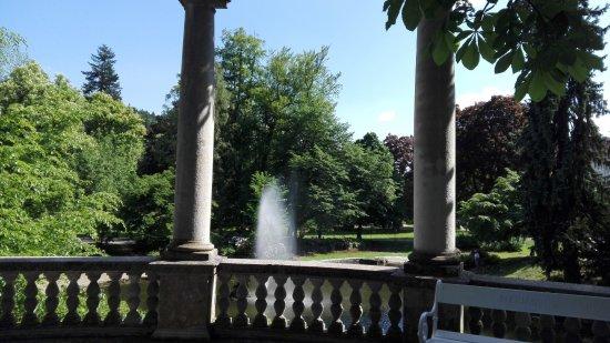 Marianske Lazne, República Checa: park
