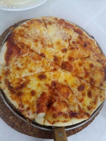 Pizza Volante Mozarella Cheese Pizza