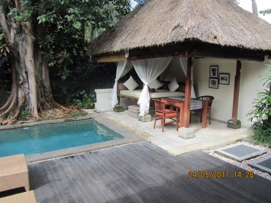 The Ubud Village Resort & Spa: esterno villa