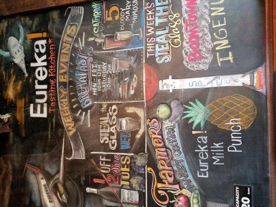 Eureka Tasting Kitchen, Hawthorne - Restaurant Reviews, Phone ...