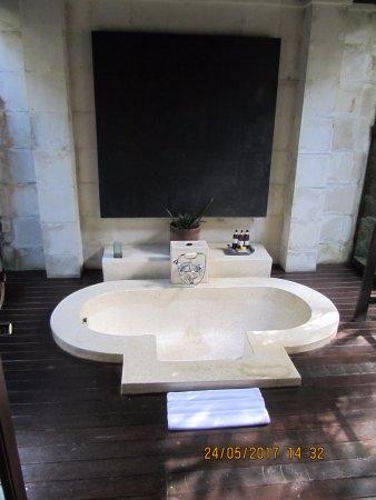 zona vasca bagno - Picture of The Ubud Village Resort & Spa, Ubud ...