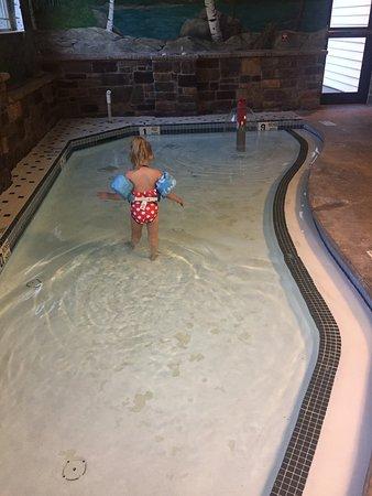 Comfort Suites Lake George: So kid friendly!