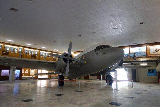 PAF Museum : indoor exposition