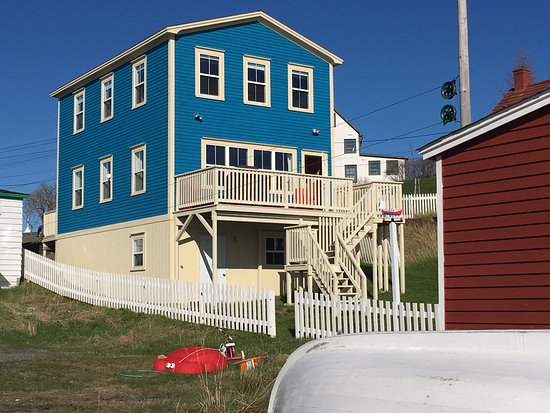 Artisan Inn: Cove Cottage