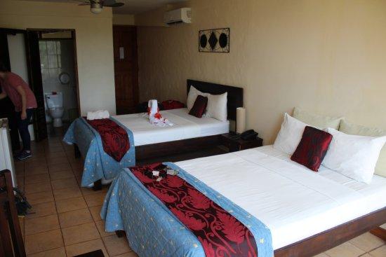 Tabulia Tree Hotel & Villas: Doppelzimmer