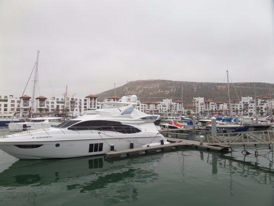 Seafront promenade: la Marina