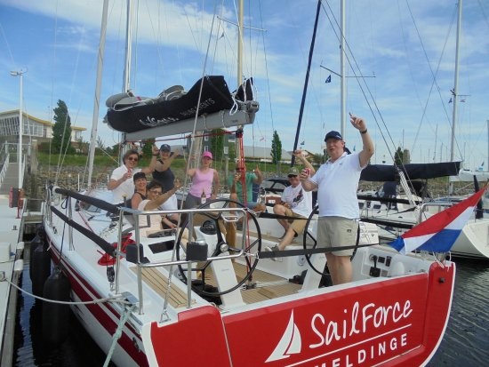SailForce - sailing & events