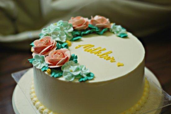 Birthday Cake Please Call 84 91 808 0707 To Order Photo De