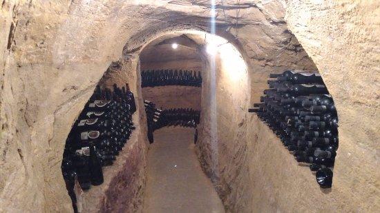Castagnole Monferrato, Włochy: interno cantine