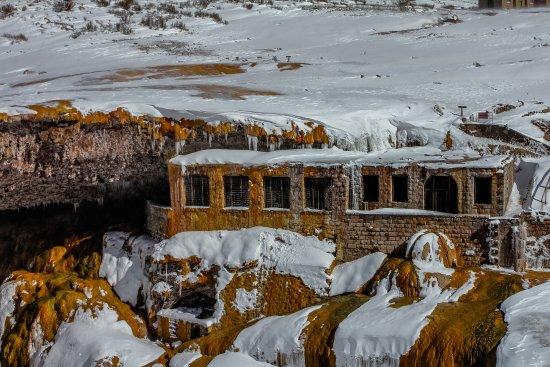 Las Cuevas, Argentina: Una pena que se cerrara al publico