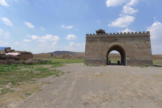 Ντατόνγκ, Κίνα: Große Mauer in De Sheng Bao