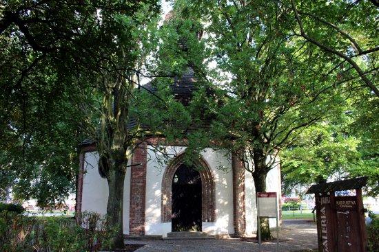 Slupsk, Polandia: Kaplica Świętego Jerzego w Słupsku