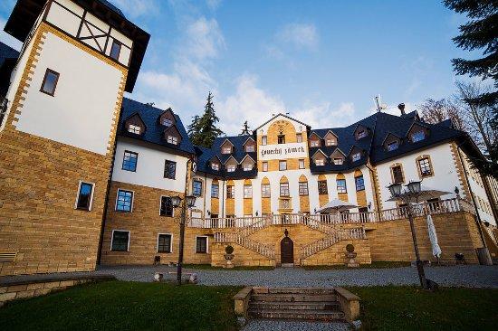 Spa Hotel Zamek Luzec Karlovy Vary