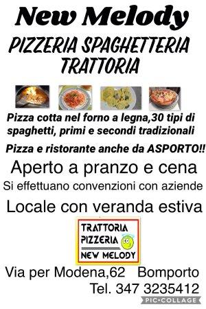 Bomporto, อิตาลี: Descrizione servizio