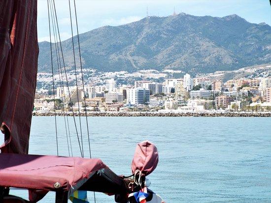 Costa Boat Charters: Sailing off Benalmadena