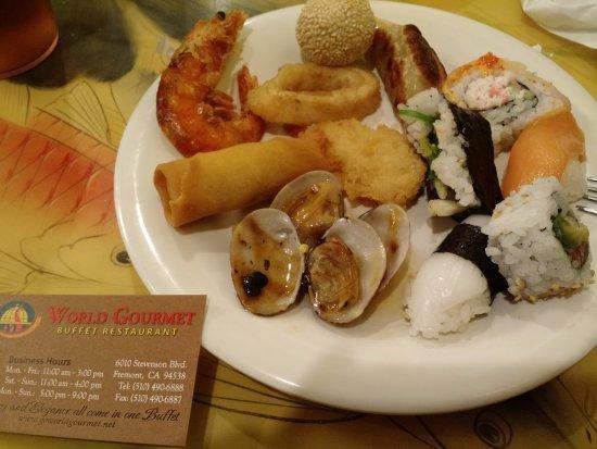 world gourmet fremont menu prices restaurant reviews tripadvisor rh tripadvisor com