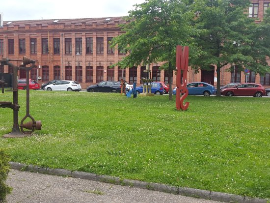 Museo de la Siderurgia de Asturias: entorno