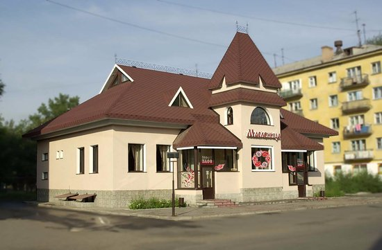 """Oskemen, Kazakstan: Кафе """"Масленица"""""""