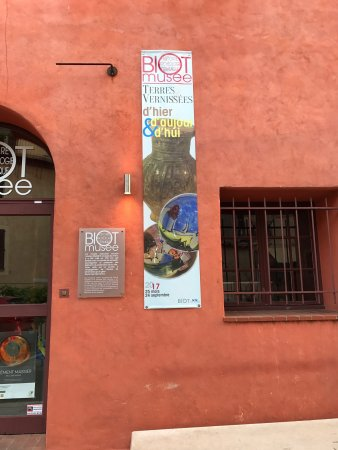 Musee d'Histoire Locale et de Ceramique Biotoise: photo9.jpg