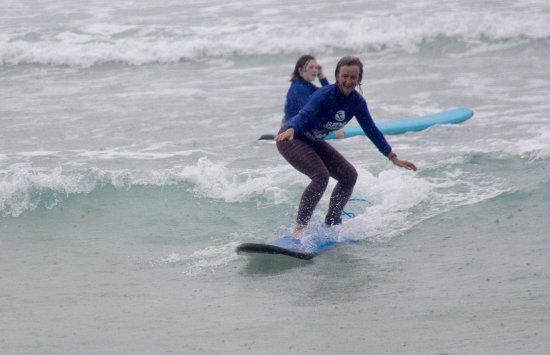 Coolum Surfing School: Next year, the WSL championship tour.