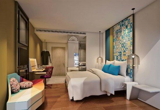 Interior - Picture of Ibis Styles Phuket City, Phuket - Tripadvisor