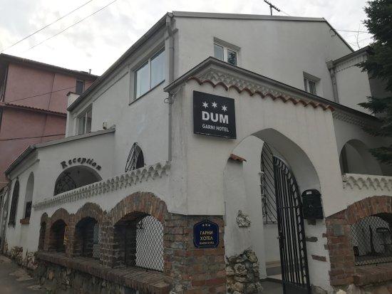 Photo1 Jpg Picture Of Garni Hotel Dum Belgrade Tripadvisor