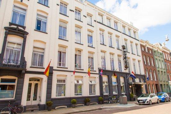 Hotel City Garden Amsterdam: Exterior