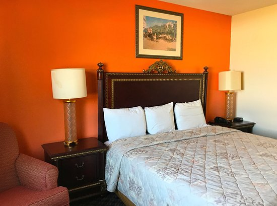 Urbana, IL: One King Bed