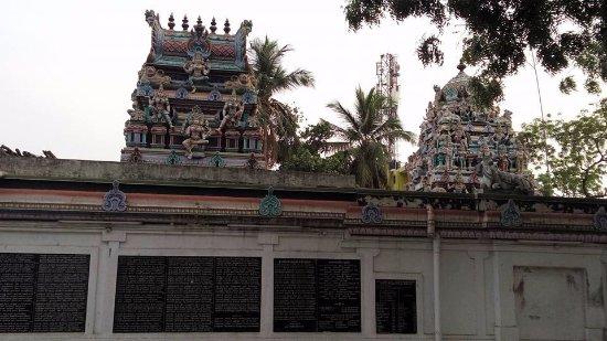 Agatheeswaran Akilandeswari Temple , Nungambakkam