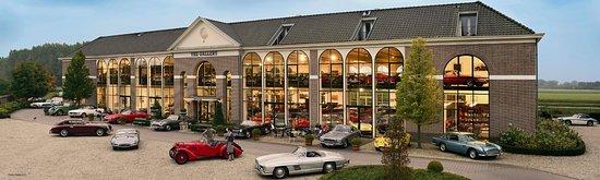 Brummen, The Netherlands: Mooie locatie, lekker lunchen.