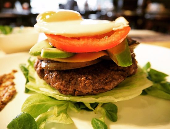 Primus Food & More... : Power Burger